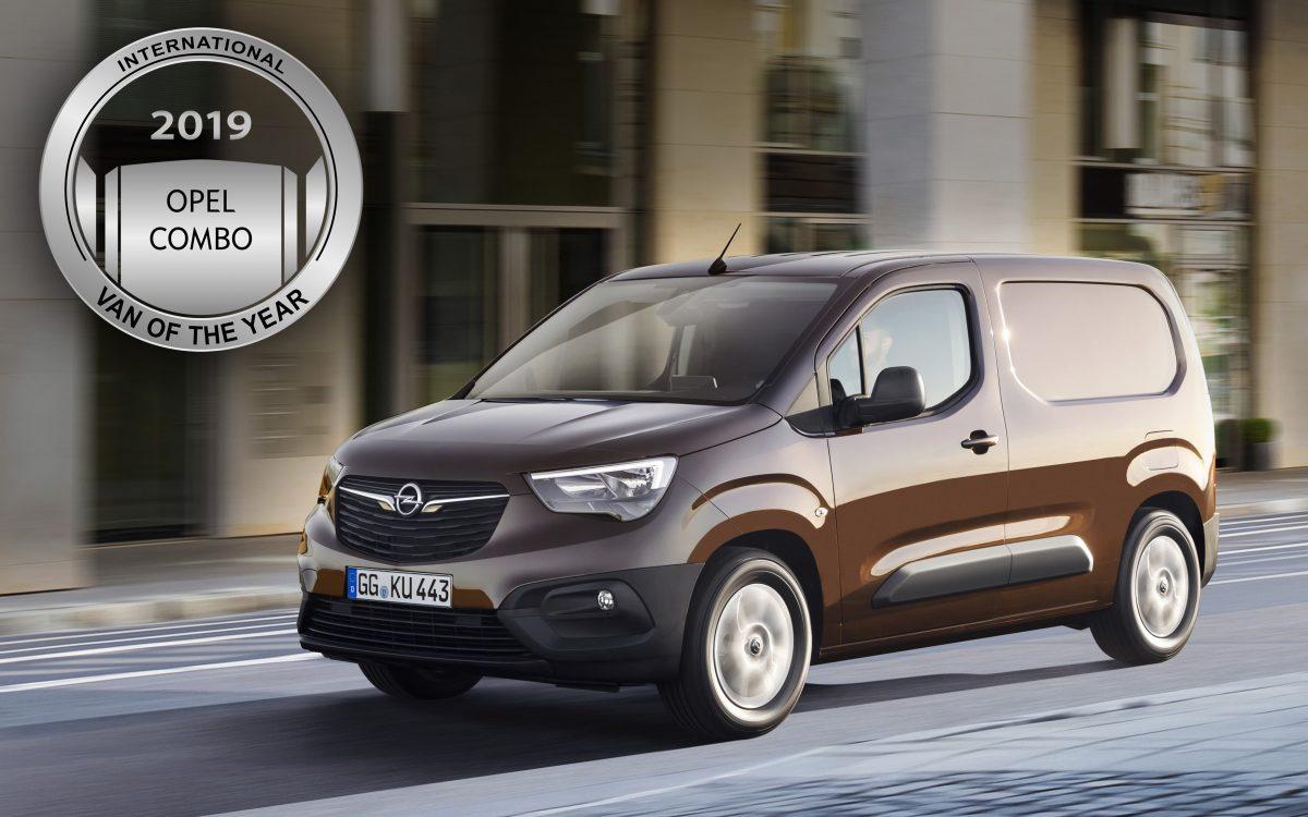Der neue Opel Combo Cargo