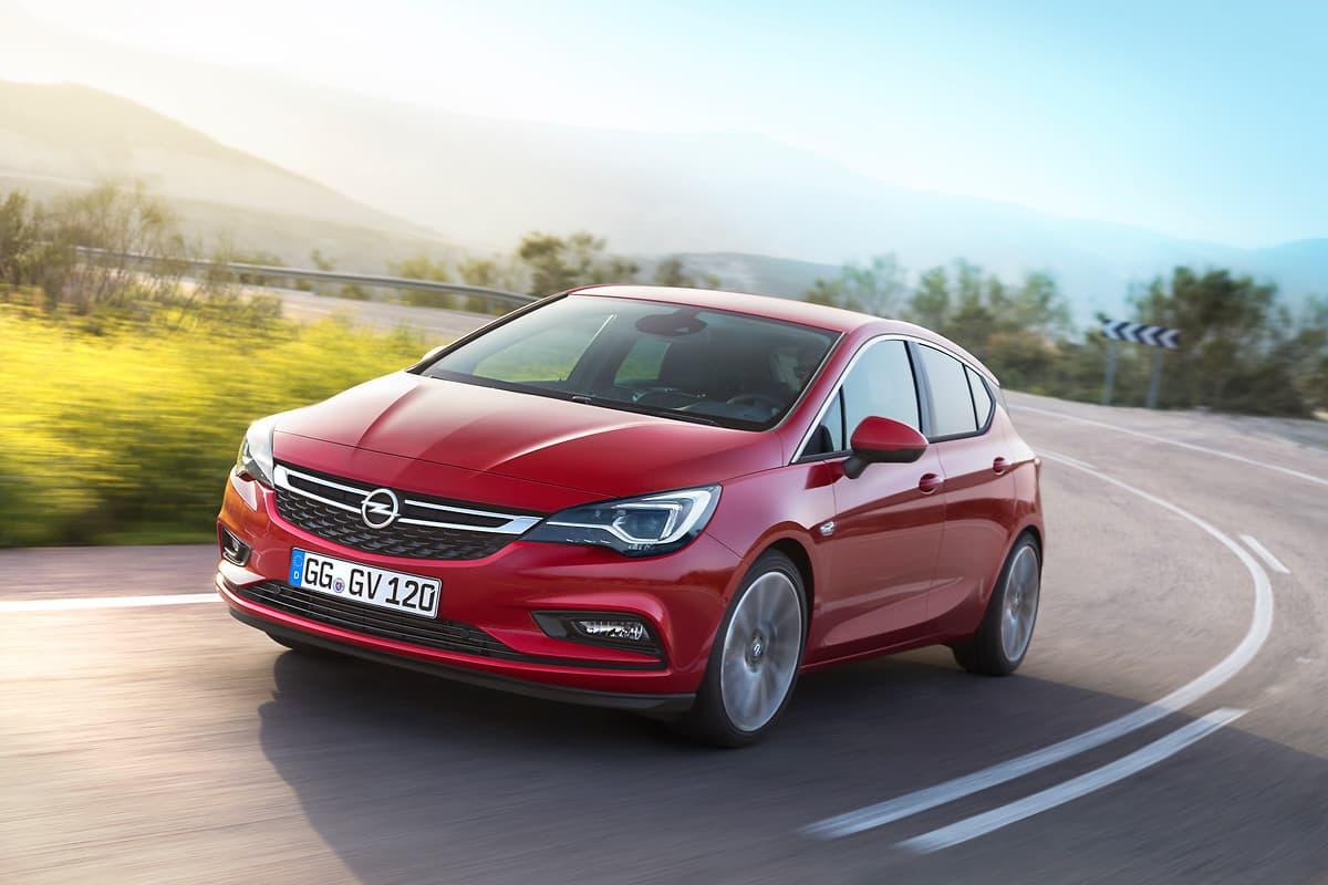 Der Opel Astra K
